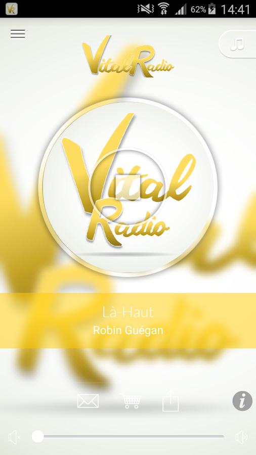 Vital Radio- screenshot