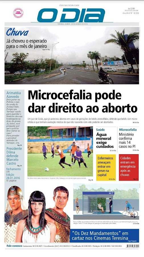 O Dia- screenshot