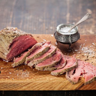 Herb-Rubbed Ribeye Roast