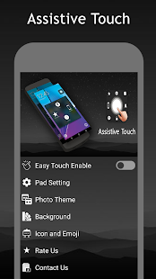 Assistive Touch - EasyTouch - náhled