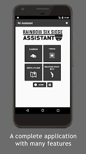 R6 Assistant - náhled