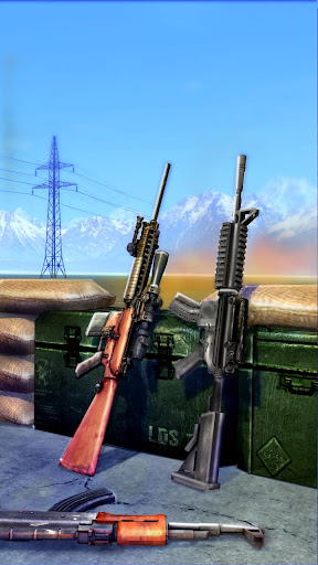 Silent Assassin Sniper 3D  {cheat|hack|gameplay|apk mod|resources generator} 1
