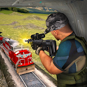 Train Escape Sniper Shooter 3D