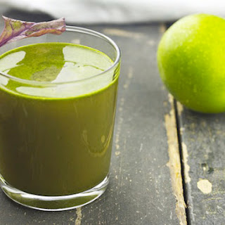 Mean Green Juice