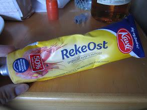 Photo: Krevetový sýr