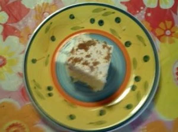 Tres Leche Cake The Easy Way Recipe