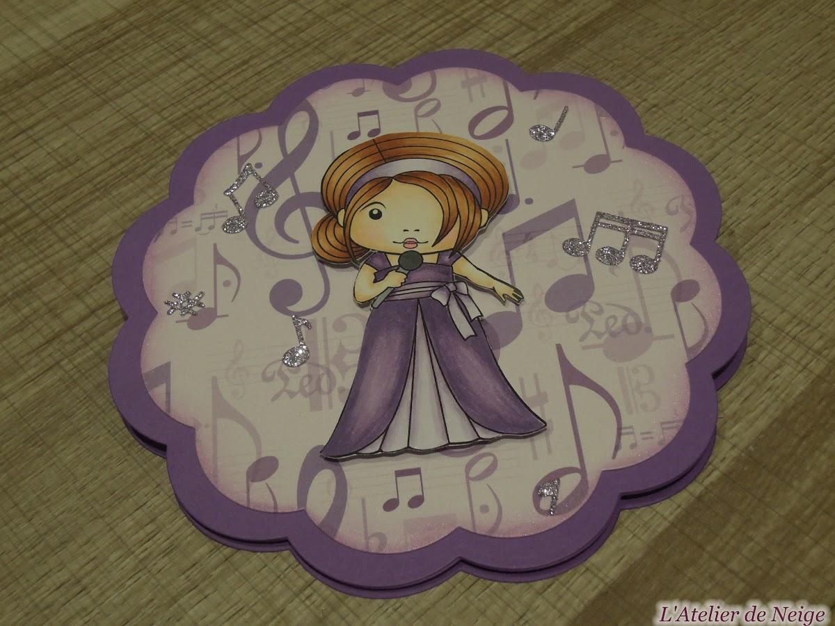 185 - Anniversaire Enola 7 ans