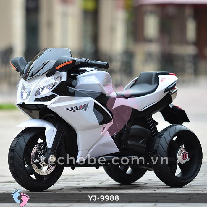 Xe mô tô điện trẻ em YJ-9988 14