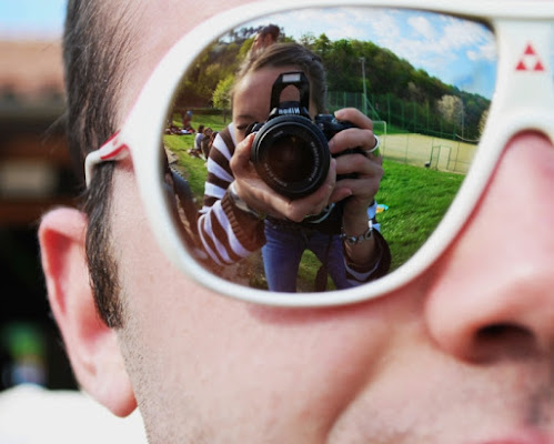 L'occhiale di elenacastagnero