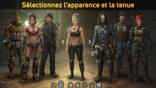 Dawn of Zombies: Survival (Survie en Ligne) fond d'écran 1