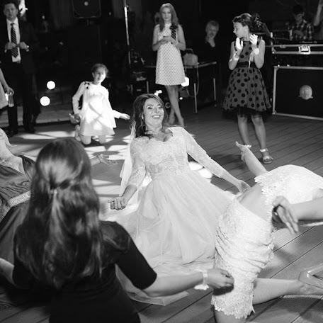 Fotógrafo de bodas Gregori Moon (moonstudio). Foto del 13.01.2018