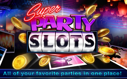 Super Party Vegas Slots - screenshot