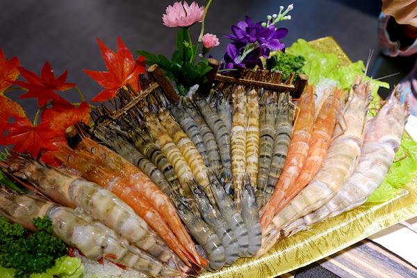 魯山人基隆店-海鮮火鍋/壽喜燒吃到飽