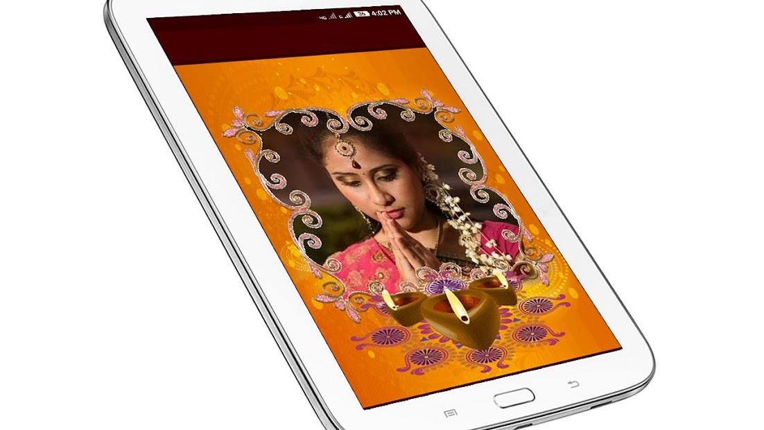Happy Diwali Photo Frames Editor & Wishes 2019 screenshot 14