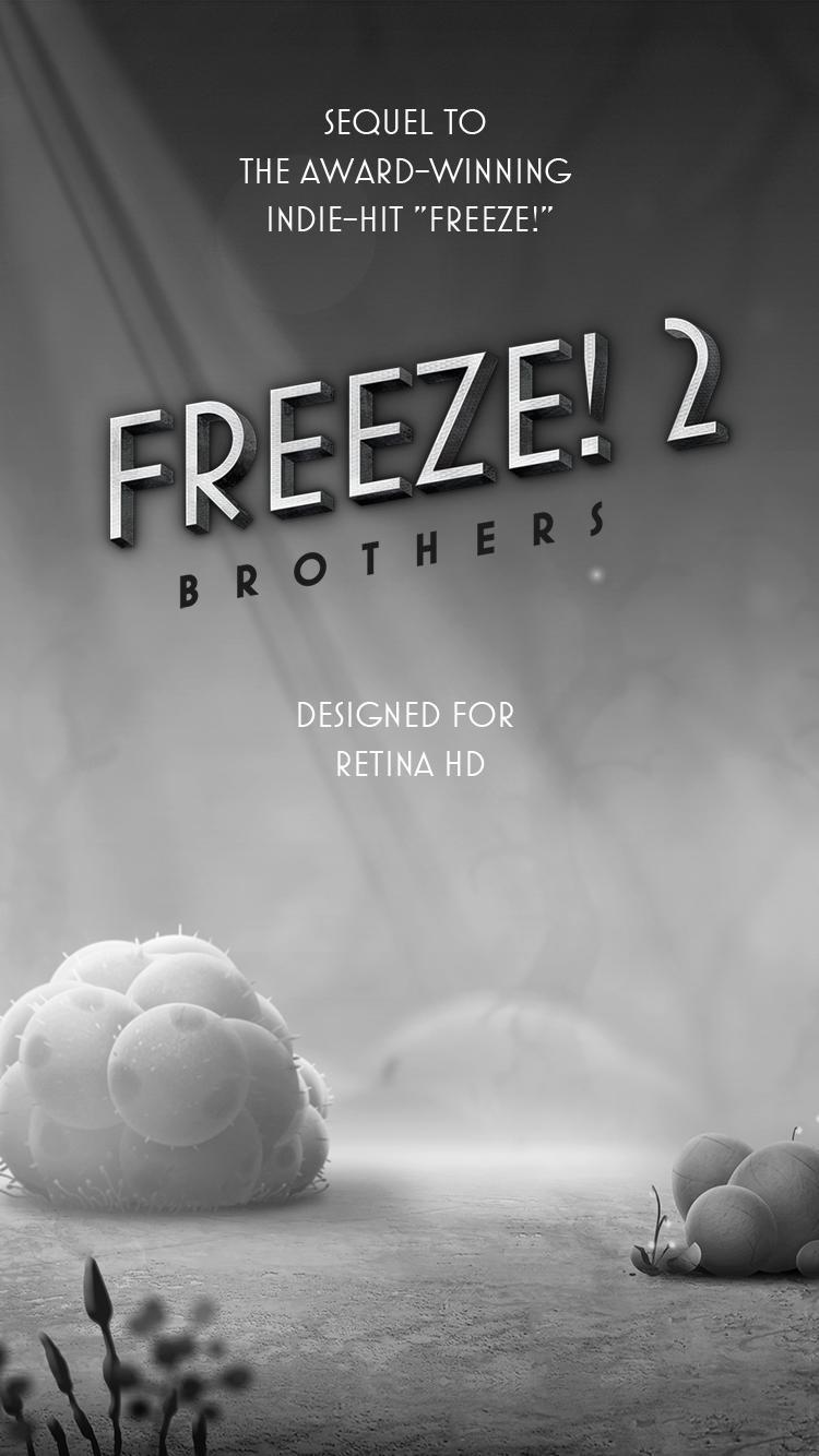 Freeze! 2 - Brothers screenshot #1
