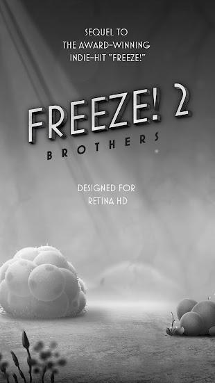 Freeze! 2 - Brothers- screenshot thumbnail