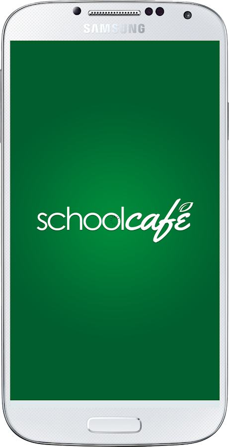 SchoolCafé- screenshot