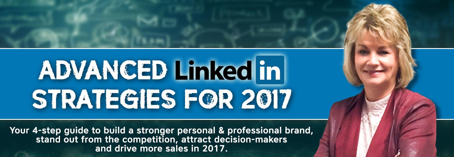 LinkedIn Advanced Strategies Training