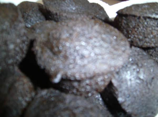 Chocolate Coconut Flour Muffins Made With Hershey's Special Chocolate Cocoa Powder