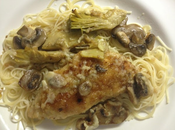 Chicken On The Fly (in A Hurry) Recipe