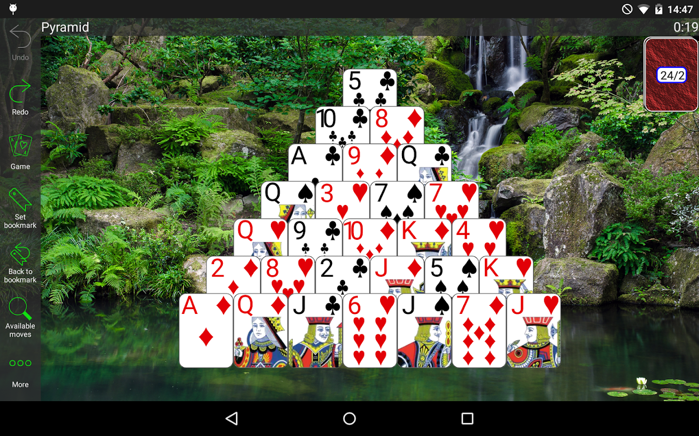 250+ Solitaire Collection - screenshot