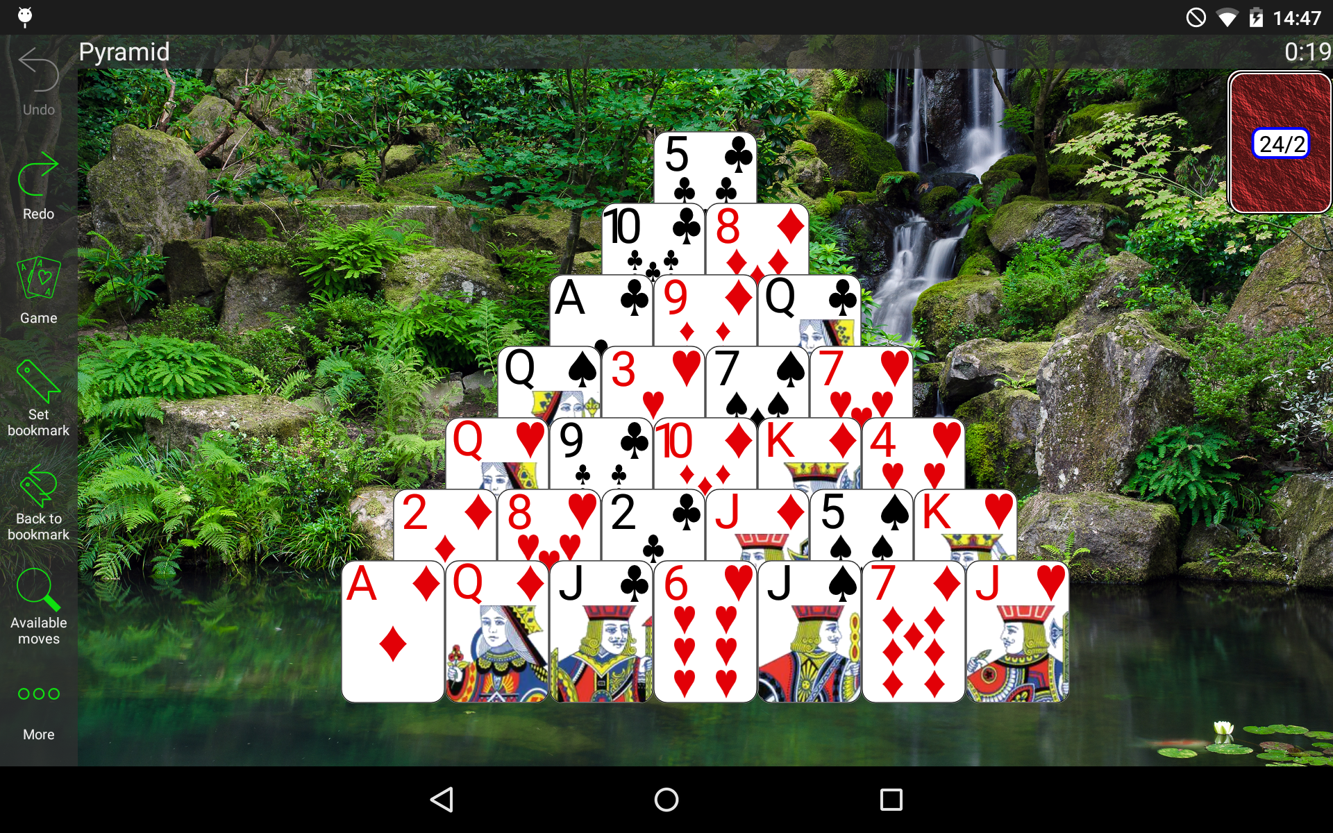 250+ Solitaire Collection screenshot #10