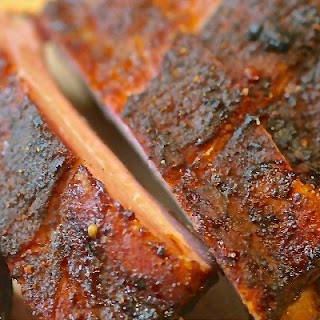 Memphis-Style Dry-Rubbed Ribs