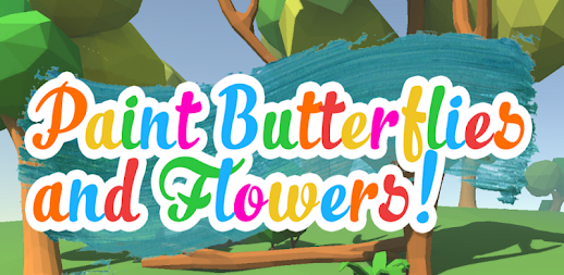 AR Butterflies and Flowers Free APK