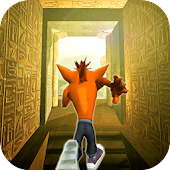 Crash Pharaoh Adventure
