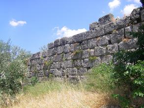 Photo: Τα αρχαία τείχη