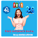 Download Daily 50 GB Free Data Prank - 4G MB All Networks For PC Windows and Mac