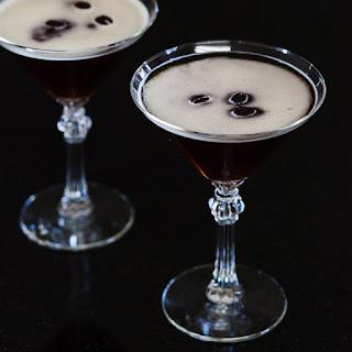 Espresso Martini | Tipsy Tuesday.