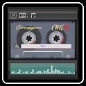 Cassette - theme for CarWebGuru launcher icon