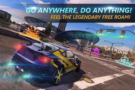 Speed Legends - Open World Racing  screenshots 2