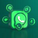 Saver For WhatsApp icon