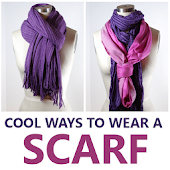 Cool Ways To Wear A Scarf