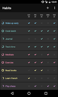 Loop - Habit Tracker- screenshot thumbnail