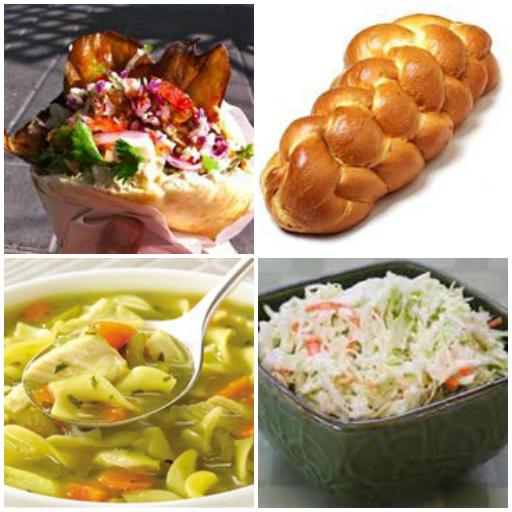 Jewish Food Quiz (game)