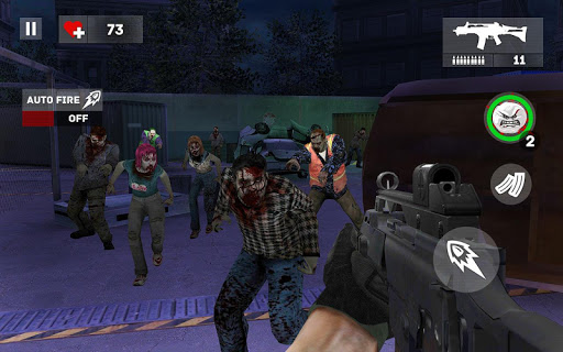 Dead Creeps: FPS Zombies Halt & Shooting Game 1.0.2 screenshots 4