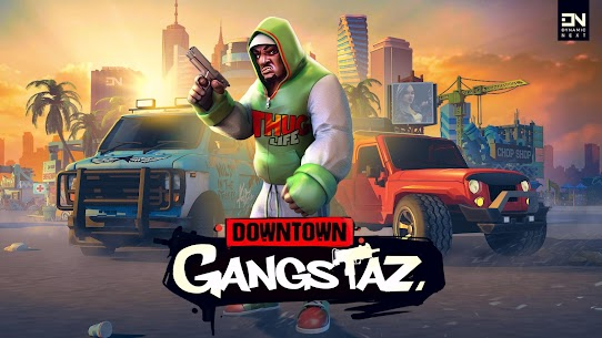 Downtown Gangstaz – Hood Wars Apk Download For Android 8