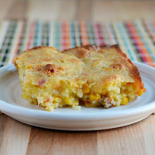 Sweet & Moist Mexican Cornbread Bake