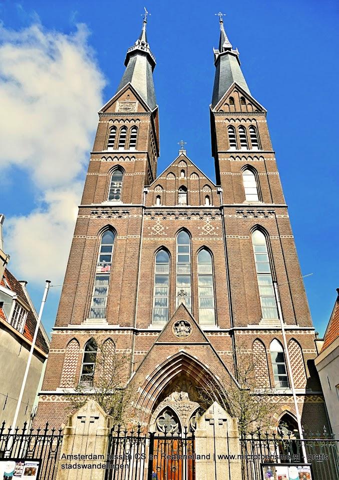 Aangeboden door: Stichting Microtoerisme InZicht Fotoblog Amsterdam Sint Antonia meisjesschool Posthoornkerk