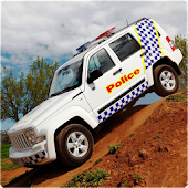 Police Car Parking Mania 3D Simulation