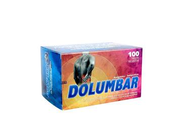 Solo Online Dolumbar 220mg/50 Mg   Tab/Comp x 100 Und