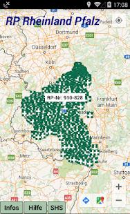 Rettungspunkte Rheinland Pfalz - náhled