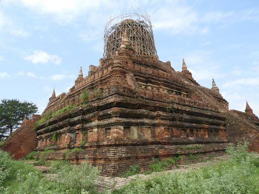 Bulethee Stupa