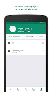 PharmEasy-20% off on Medicines- screenshot thumbnail