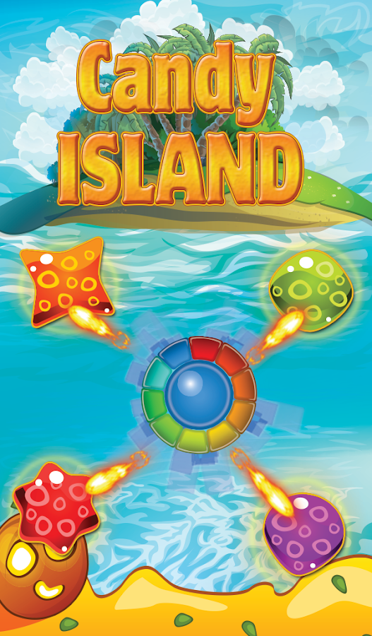 Candy Island- screenshot