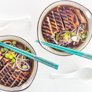 Spicy BBQ Pork Ramen Recipe