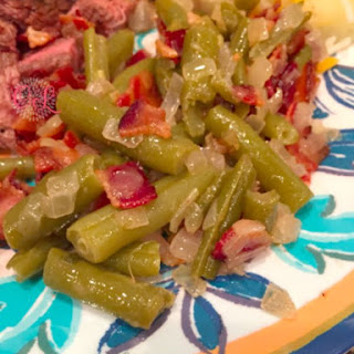 Texas Roadhouse Green Beans Copycat